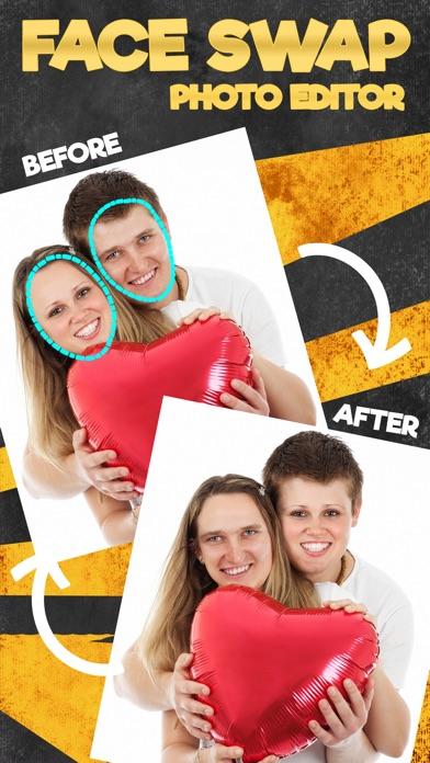 無料で 面 スワップ – 顔を 置き換えます そして あなたの外観 を 変更します とともに ベスト 写真 編集者紹介画像1