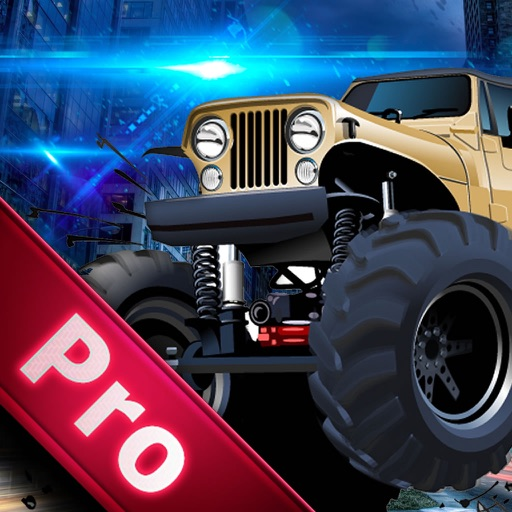 Monster Race Fighting PRO - A Truck Speed Amazing