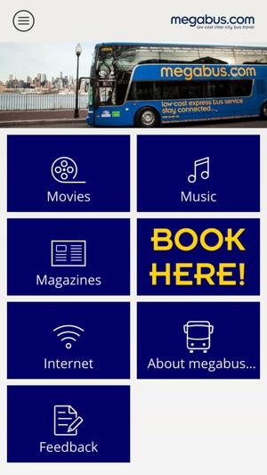 Megabus RIDE on the App Store