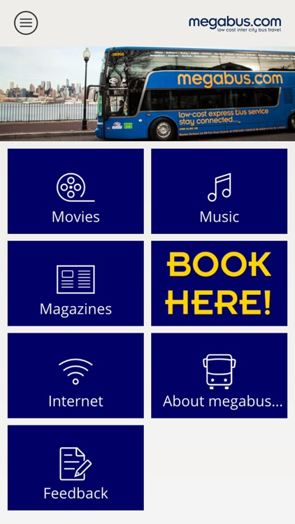 Megabus RIDE screenshot-2