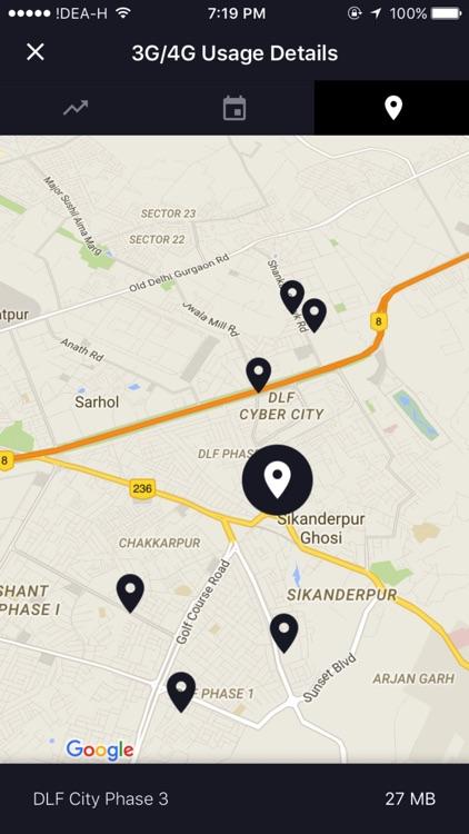 Advanced Data Usage Tracker - smartapp screenshot-4