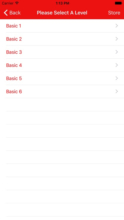 Basic 1-6 screenshot-1