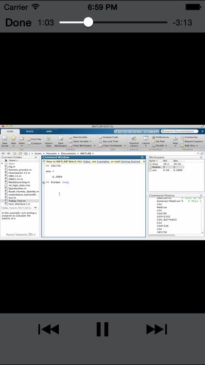MathLabProgramming screenshot-4