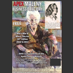 APEX Maleny Business Directory 2016