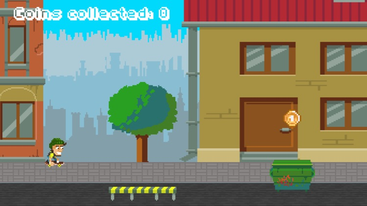Retro Skater Boy screenshot-1