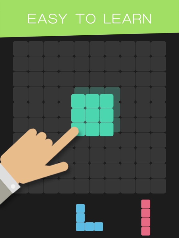 1010 Block Fit For Tetris! на iPad