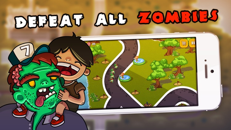 Kids vs Zombies