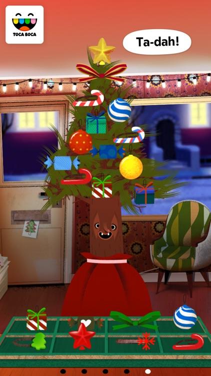 Toca Hair Salon - Christmas Gift screenshot-4