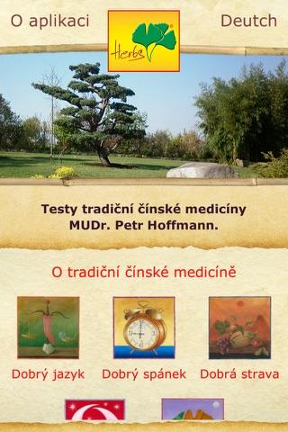 Testy TCM MUDr. Petr Hoffmann - náhled