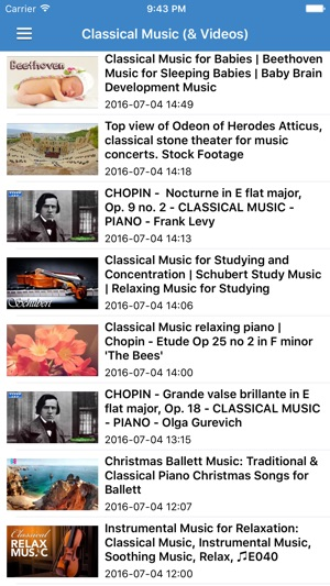 Classical Music Free - Mozart & Piano Music from Famous