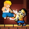Dungeon Fighter - 8 Bit Endless Kung Fu Fighting Game Findcomicapps.com