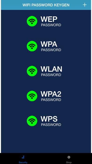 WIFIパスワードKEYGENのおすすめ画像2