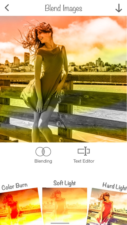 Pic Blender With Insta Square Photo Maker - Double Exposure instant blending and Quick Profile Picture Creator