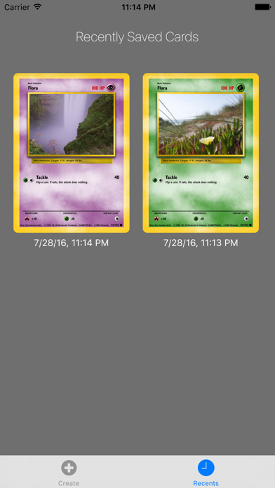 Card Builder for Pokemonのおすすめ画像5
