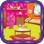 Princess Room Decoration - conception de la salle et de l'art de relooking jeu de petite fille