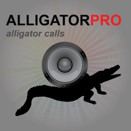 REAL Alligator Calls & Alligator Sounds (ad free) BLUETOOTH COMPATIBLE