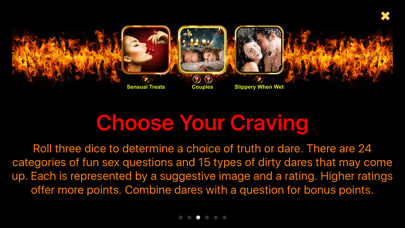 Spicy Dares and Desires screenshot two