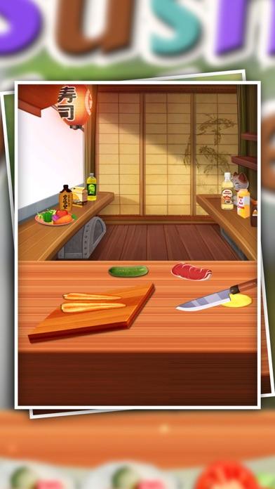 Wie man Sushi-Maker - Sushi machen Spiel - Spiel für cookingsScreenshot von 2