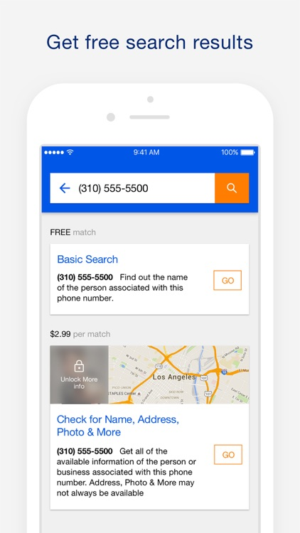 Find phone number to match address