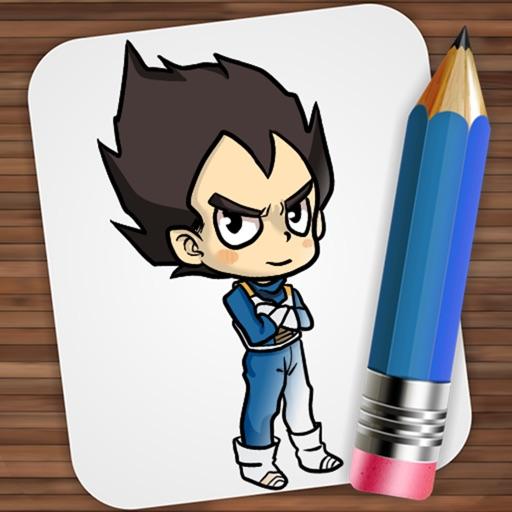 Drawing For Dragon Ball Z By Ekaterina Melanholichnaya