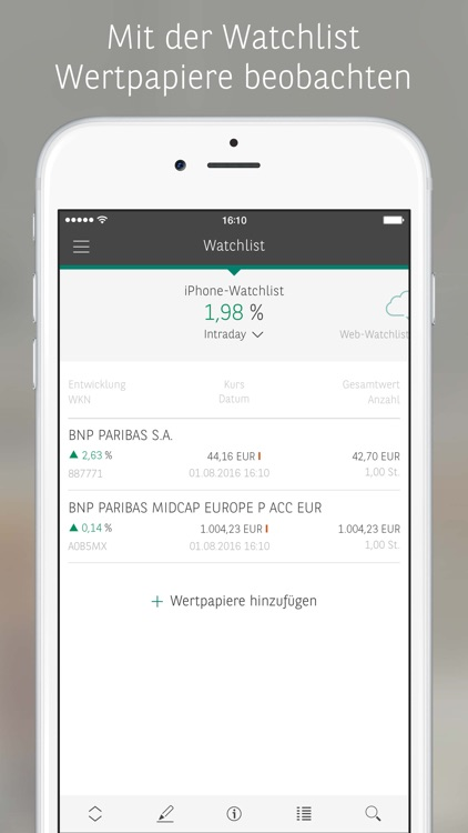 myWealth Germany screenshot-4