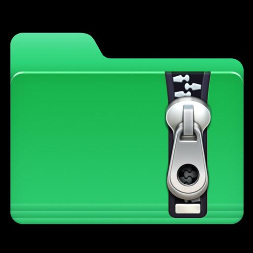 Extractor - Unarchive RAR, Zip, Tar, 7z & Bzip2 files