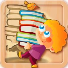 Activities of School Fun Puzzle Woozzle