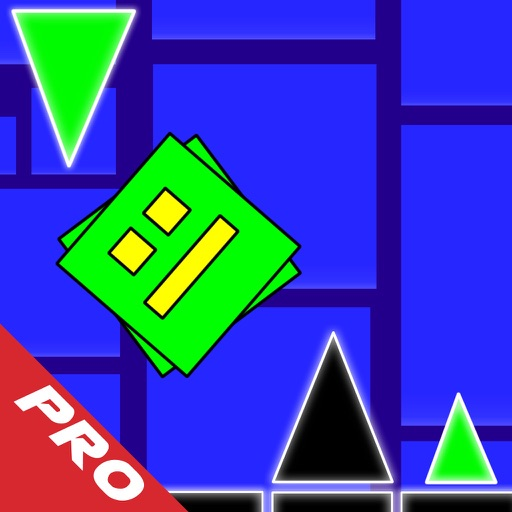 Impossible Geometry Jump PRO