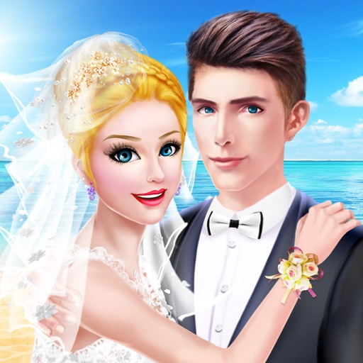 Romantic Dream Wedding Beauty Salon - Summer Spa, Makeup and Dressup Game for Girls iOS App