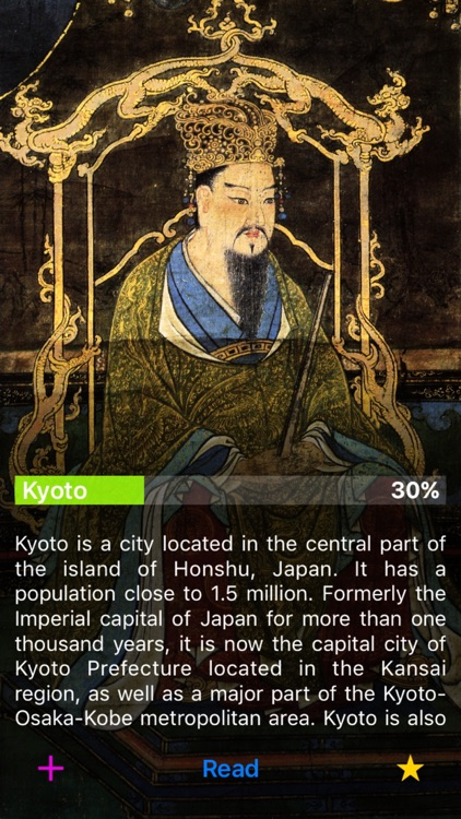 History of Kyoto