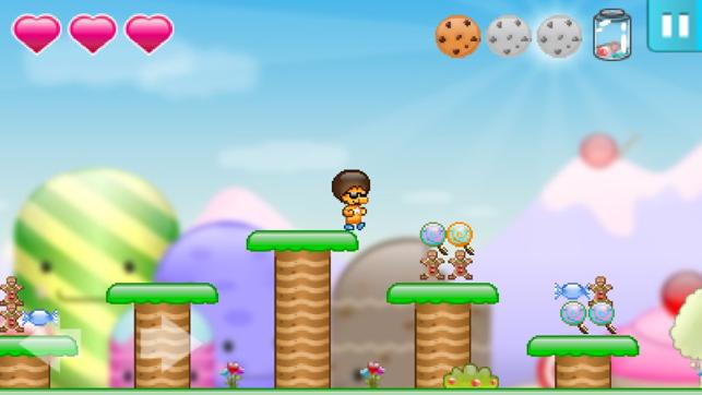 BetaMax - Sherbet Plains, game for IOS