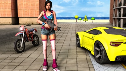 New York City Gangster Crime Simulator screenshot one