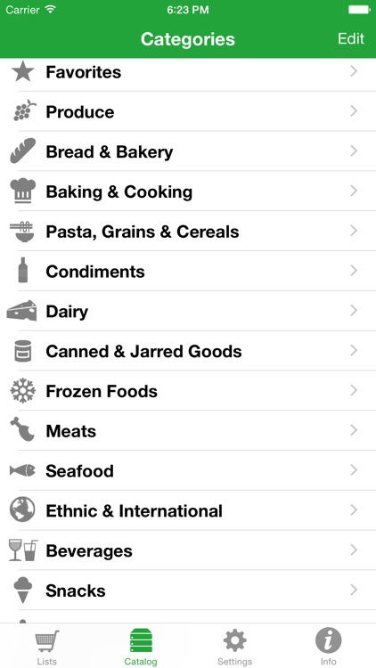 Shopping Pro (Grocery List)