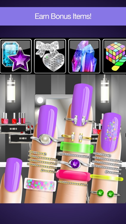 Nail Star™ Social Manicure Game screenshot-4