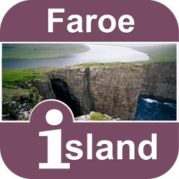 Faroe Islands Offline Map Tourism Guide