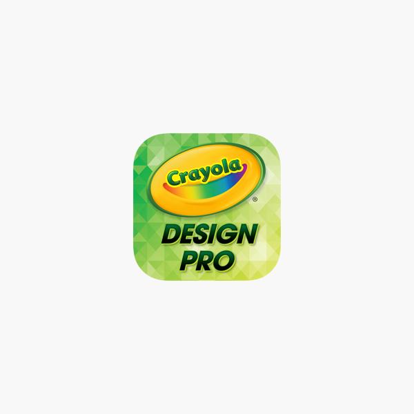 Crayola Virtual Design Pro en App Store