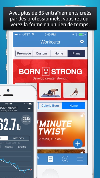 download Fitness Amis+ apps 1