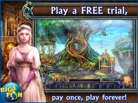 Dark Parables: Ballad of Rapunzel HD – A Hidden Object Fairy Tale Adventure