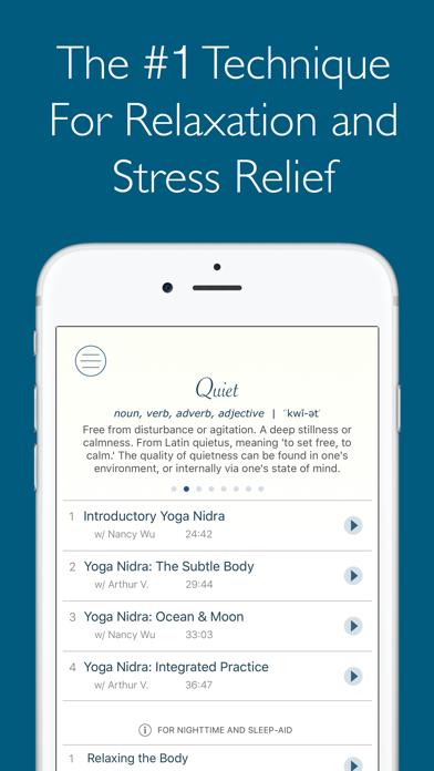 Quiet | Relaxation & Wellnessのおすすめ画像1