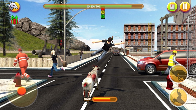 Crazy Goat Reloaded 2016 screenshot-4