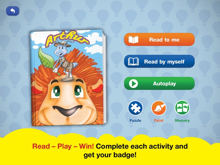 ZingyLand app - Safe Tales and Games for kids screenshot-3