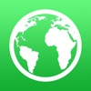 Mobile Locator for WhatsApp, coordinates of the location to send to your contacts