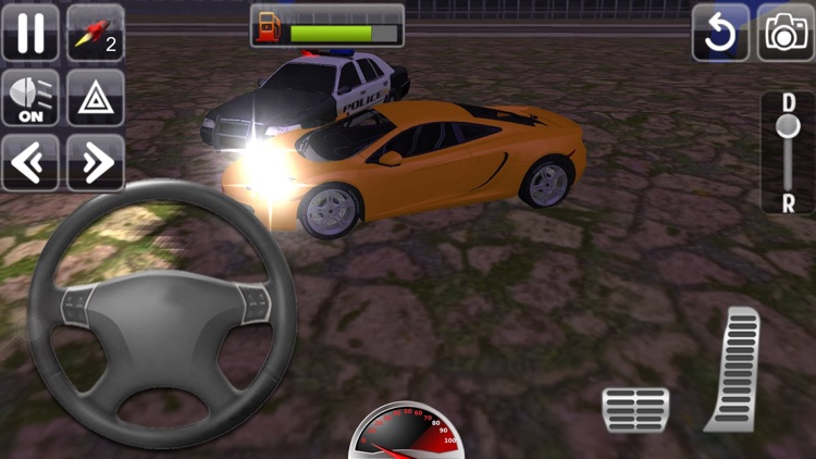 Crazy Roof Jumping Stunt n Furious Limo Car Racing screenshot-4