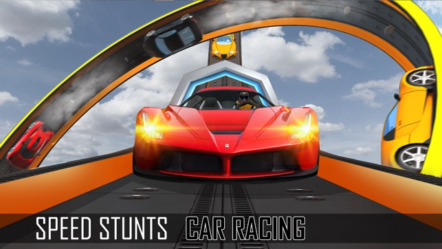 Extreme Sports Car Stunts 3D   City Muscle Car Racing U0026 Drifting Challenge  On The App Store