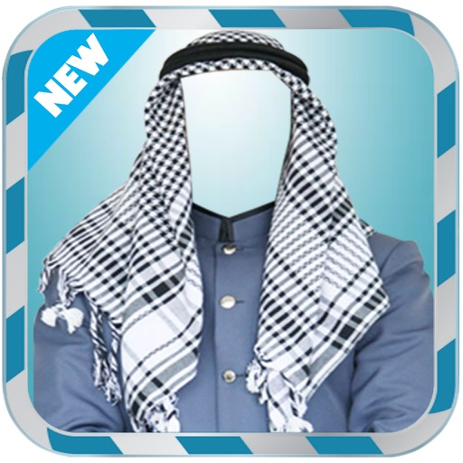 Arab Man Suit Photo Montage :latest And New Photo Montage With Own Photo Or Camera pro iOS App