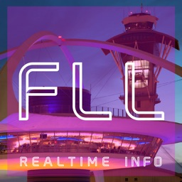 FLL AIRPORT - Realtime, Map, More - FORT LAUDERDALE-HOLLYWOOD INTERNATIONAL AIRPORT