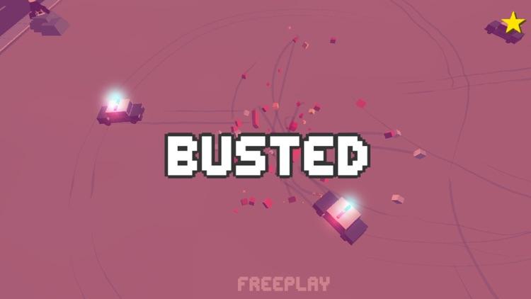 Smashy Dash 3 - Wanted Road Rage screenshot-4