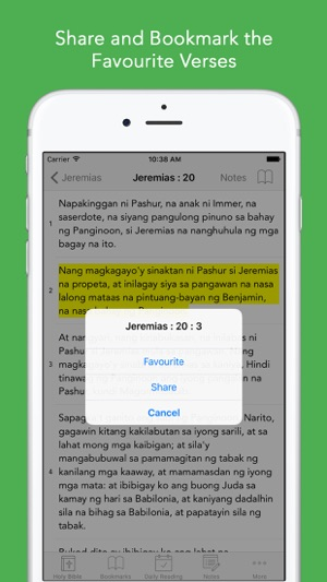 Tagalog Bible (Ang Biblia): Easy to use Bible App in Flipino for