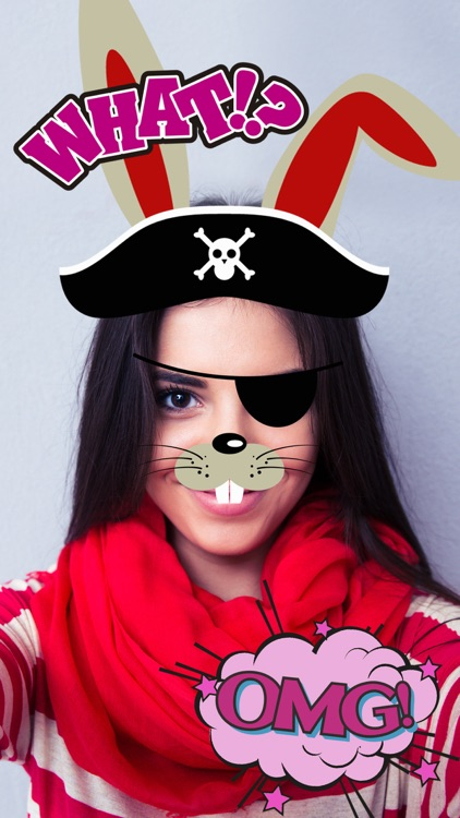 Meme sticker emoji photo editor -  turn your photos into comic Premium screenshot-3