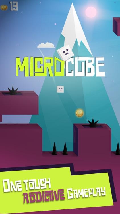 MicroCube - Amazing Jump (Amazing Cube World) screenshot-0
